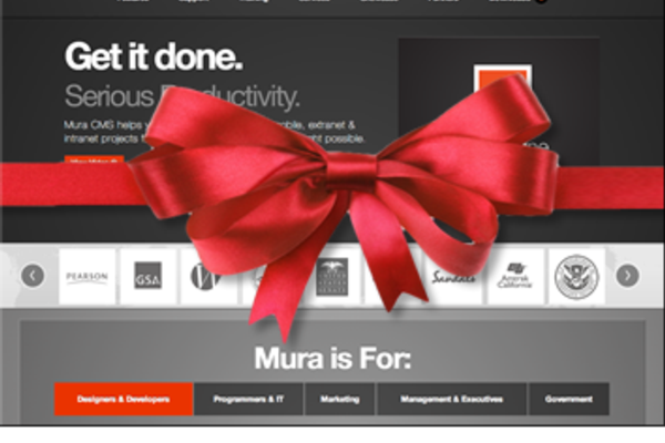 New GetMura website launched - just in time for Christmas!